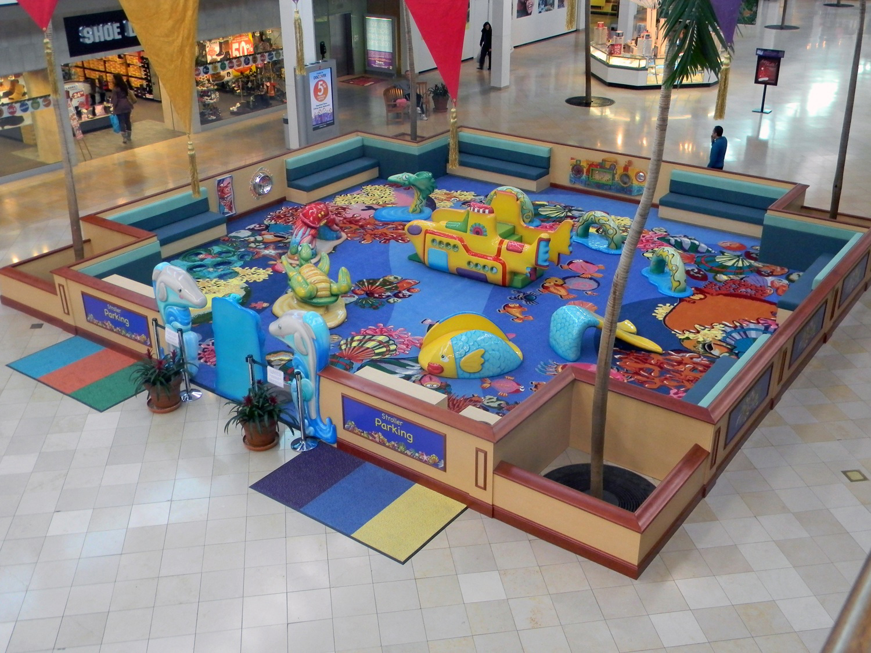 Playmouth Meting Mall Playarea